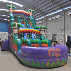 GWS-194 Jungle water slide