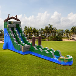 GWS-200 Rocke n star water slide