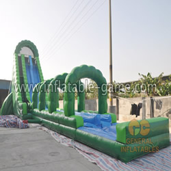 GWS-207 34ftH water slide