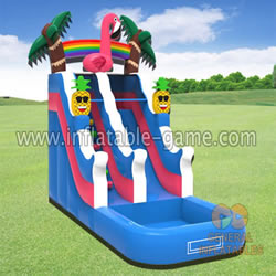 GWS-274 Flamingo water slide