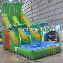GWS-55 Jungle wate slide
